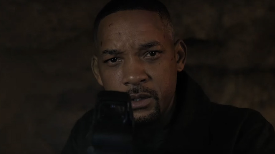 Will Smith is seeing double in 'Gemini Man'