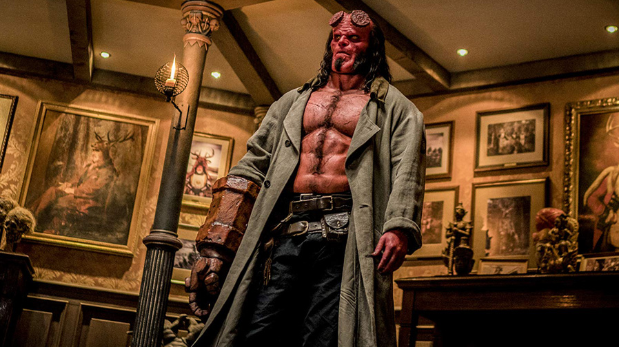 'Hellboy' – Review