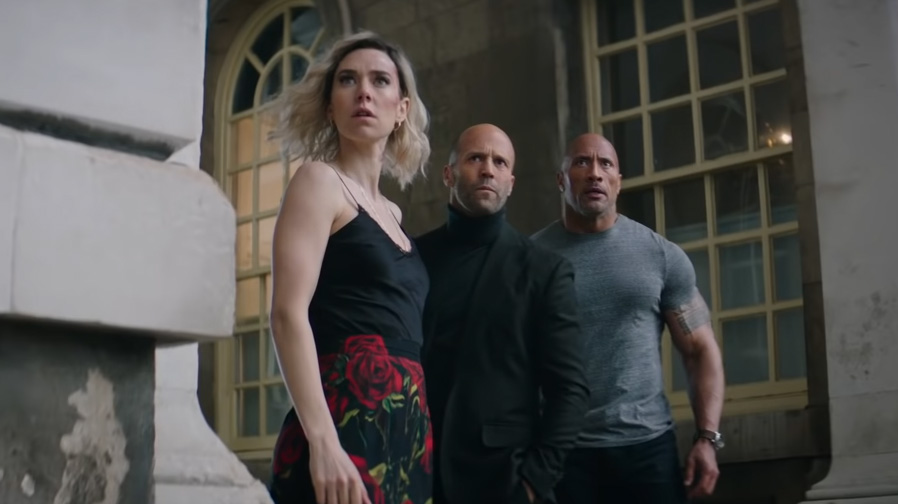 Get ready for the boom with 'Fast & Furious: Hobbs & Shaw'