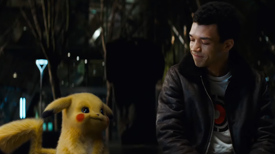 The emotions rise to the surface in 'POKÉMON Detective Pikachu'