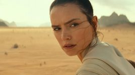 The first teaser trailer for 'Star Wars: The Rise Of Skywalker' is here