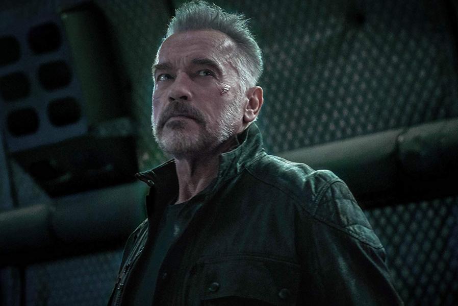 Terminator Dark Fate Arnie SpicyPulp