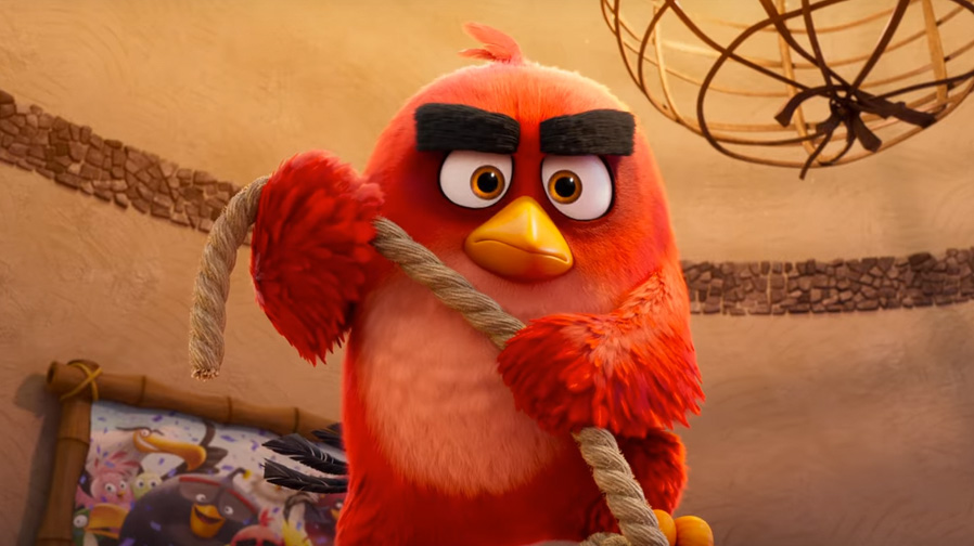 It's team-up time with 'The Angry Birds Movie 2'