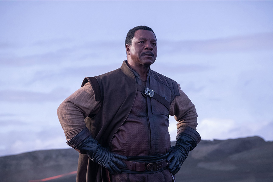 The Mandolorian Carl Weathers SpicyPulp