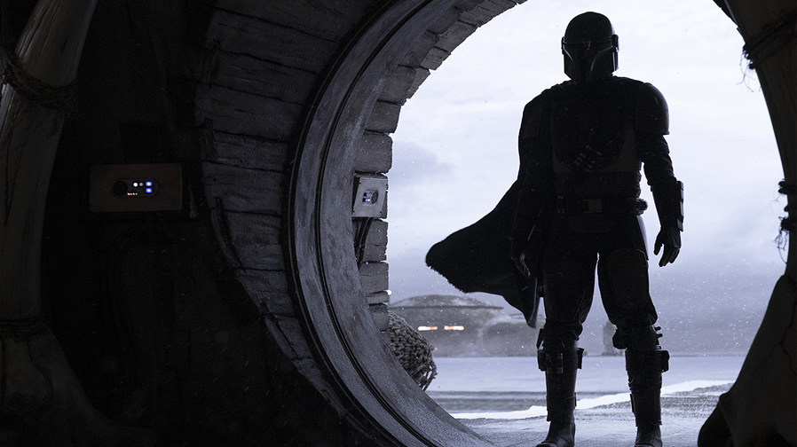The galaxy is about to gritty with 'The Mandalorian'