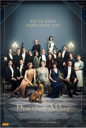 Downton Abbey Poster SpicyPulp
