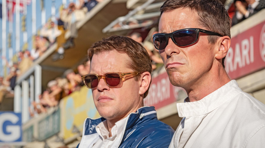 Rev up with new images for 'Ford v Ferrari'