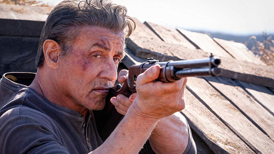 Sylvester Stallone returns with a vengeance in 'Rambo: Last Blood'
