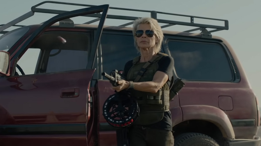 The action returns in 'Terminator: Dark Fate'
