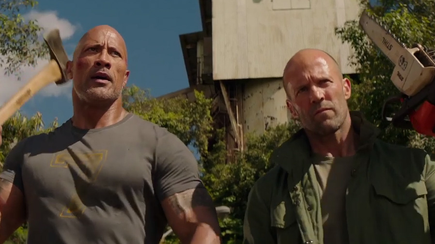 Final trailer for 'Hobbs & Shaw' amps it up