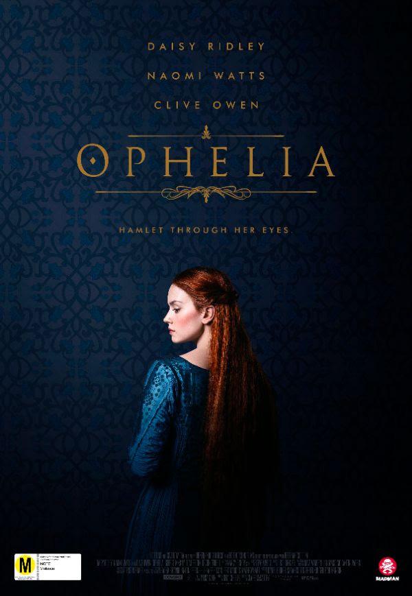 Ophelia Poster SpicyPulp