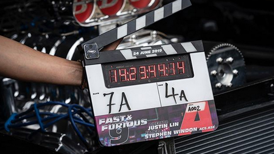 Cameras roll for 'Fast and Furious 9'