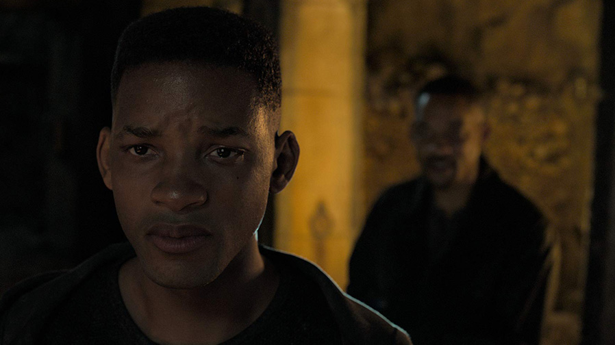 Will Smith dials the action up for 'Gemini Man'