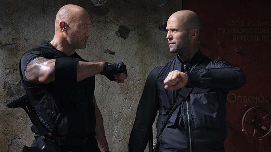 Dwayne Johnson gives update on 'Hobbs & Shaw 2'