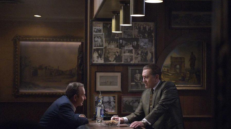 Take a first look at Robert DeNiro in 'The Irishman'