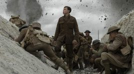 The tension builds in first teaser for Sam Mendes' '1917'