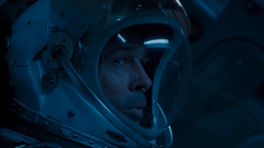 Brad Pitt describes what waits at the edge of 'Ad Astra'