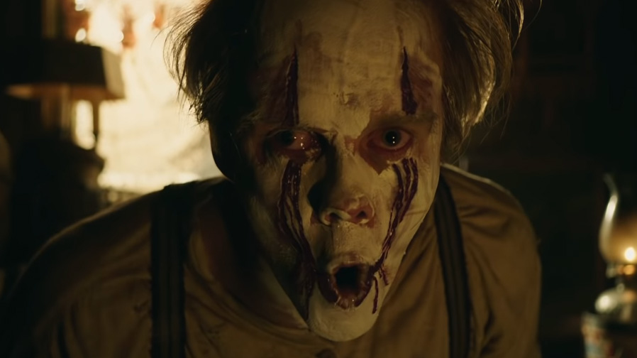 The horrors hit hard in new 'It: Chapter Two' spot