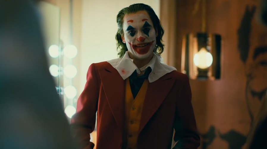 The madness is unleashed in 'Joker'