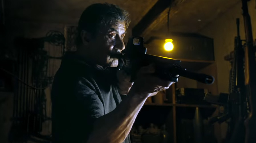 Sylvester Stallone is on the hunt in 'Rambo: Last Blood'