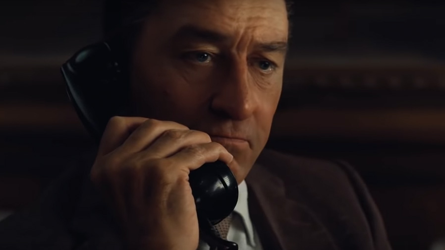 The brand new trailer for 'The Irishman' is here