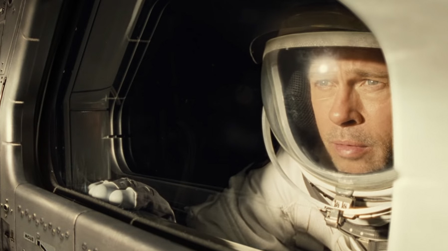 'Ad Astra' goes big with new trailer