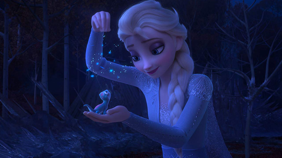 The magic of 'Frozen 2″ arrives in new trailer