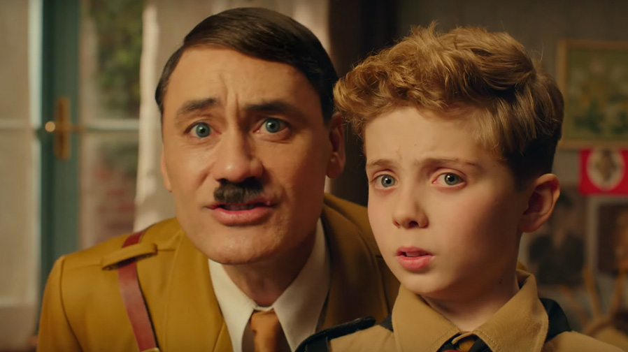 The brand new trailer for 'Jojo Rabbit' has arrived