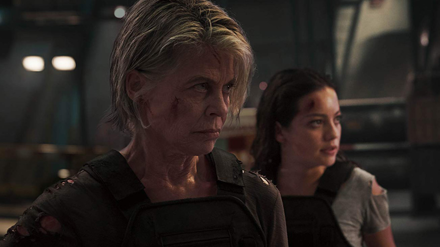 The rush of 'Terminator: Dark Fate' is here