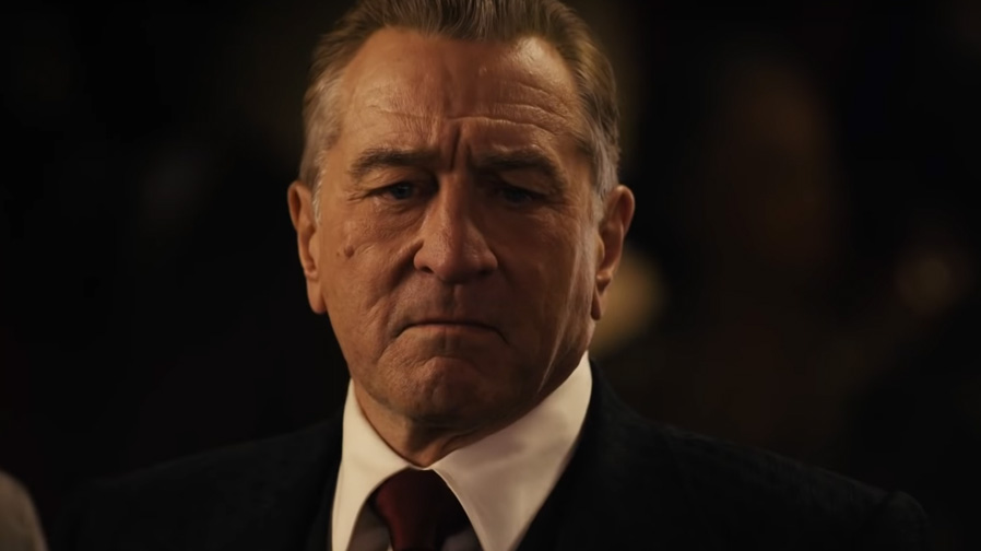 Step into a gangster epic with 'The Irishman'