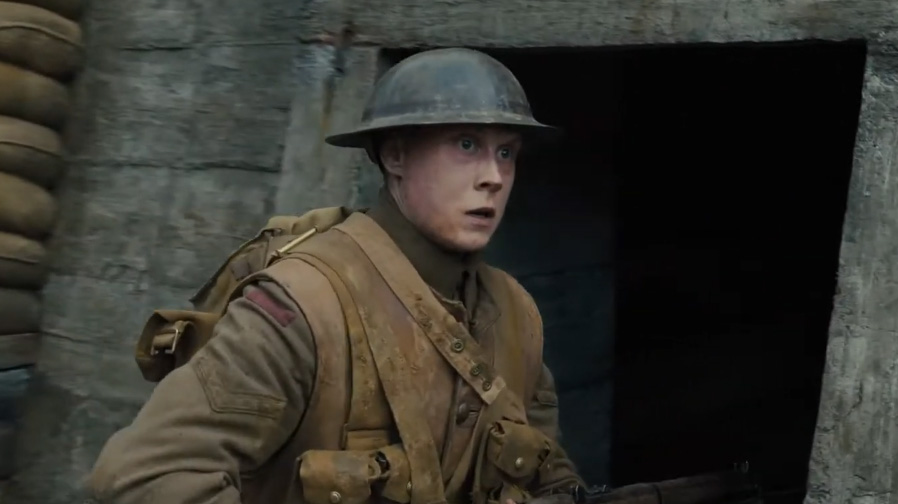 Step into the First World War with new trailer for '1917'