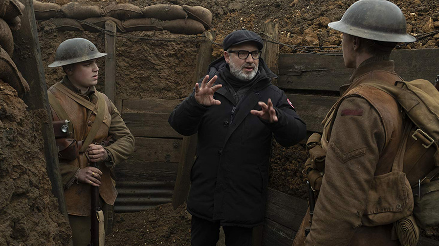 Venture inside the visual scope of Sam Mendes '1917'