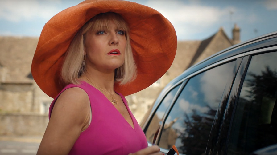 An inside look at the new Agatha Raisin – An Interview with M.C. Beaton