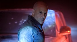Vin Diesel amps it up for 'Bloodshot'
