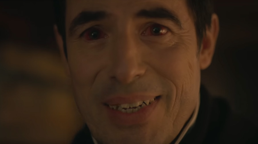 The terror rises in 'Dracula' teaser