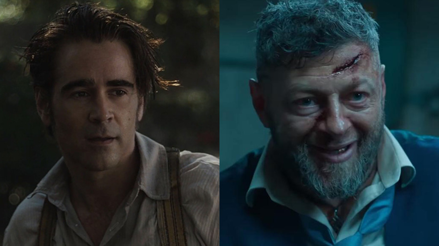 Colin Farrell and Andy Serkis linked to 'The Batman'