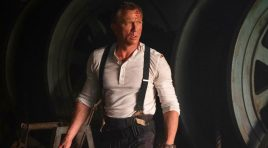 Daniel Craig is ready for action in first look at 'No Time To Die'