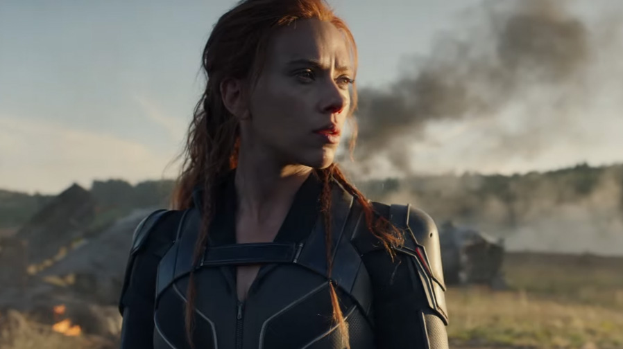 The all-new teaser trailer for 'Black Widow' is here