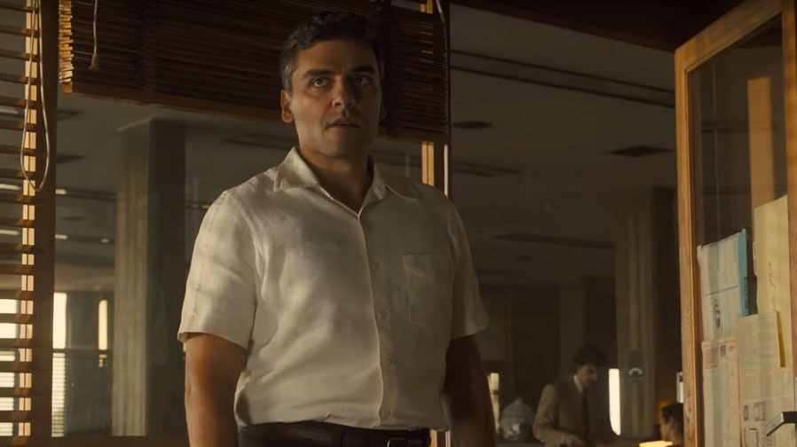 Oscar Isaac talks 'Dune'