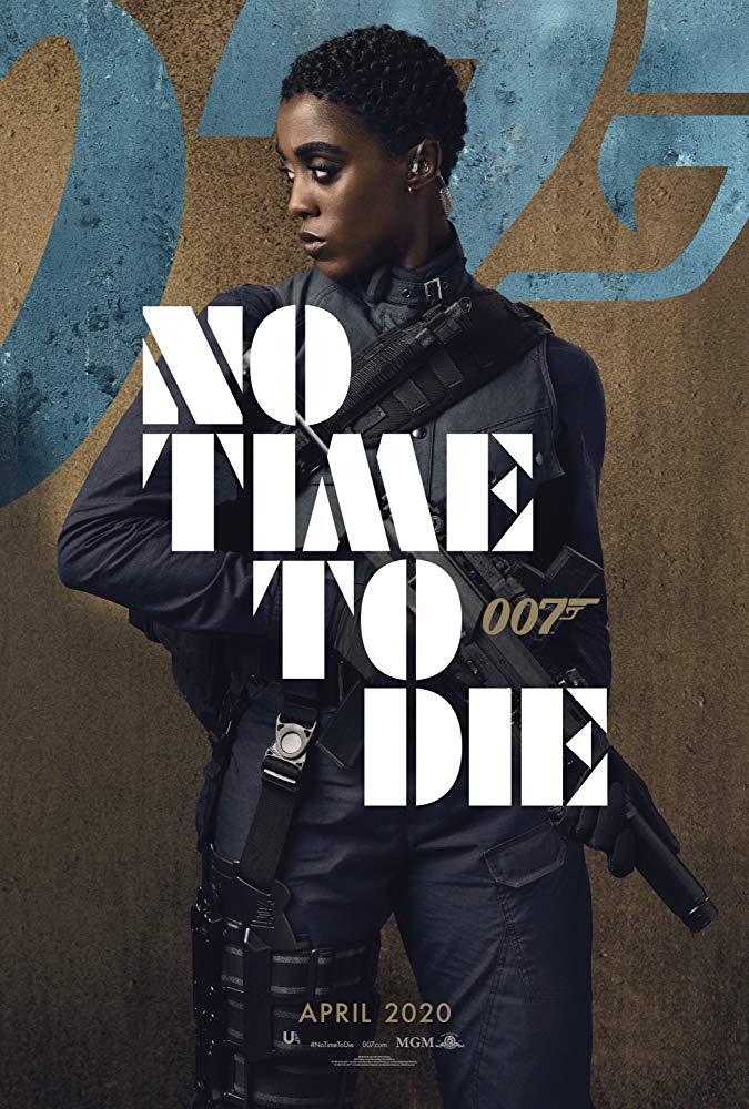 No Time To Die Bond Poster SpicyPulp
