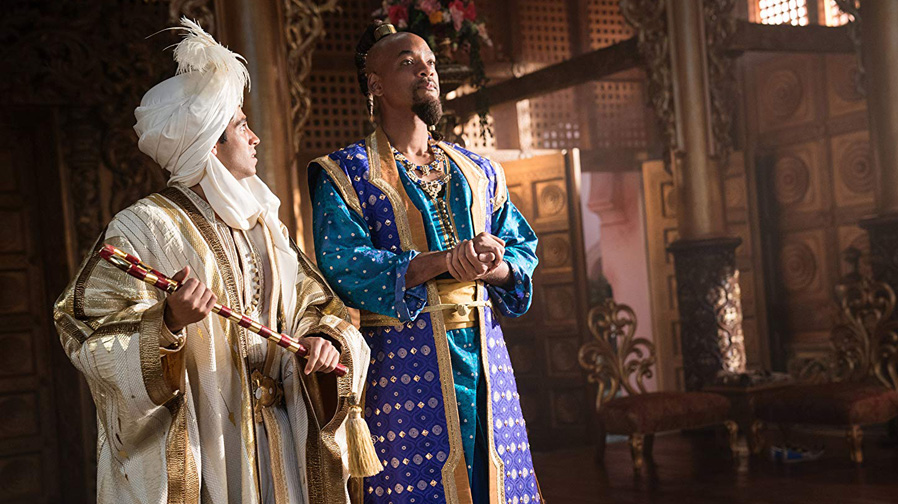 Top 10 2019 Aladdin