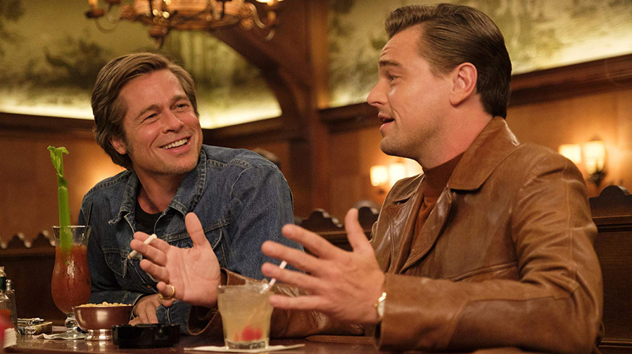 Top 10 2019 Once Upon A Time In Hollywood
