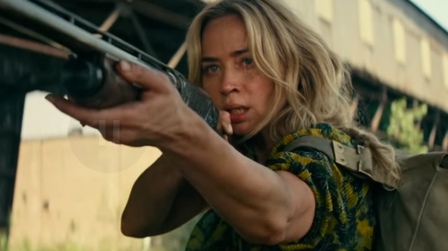 Witness the horror of silence in 'A Quiet Place: Part 2'