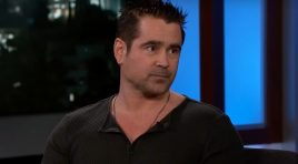 Colin Farrell opens up about 'The Batman'