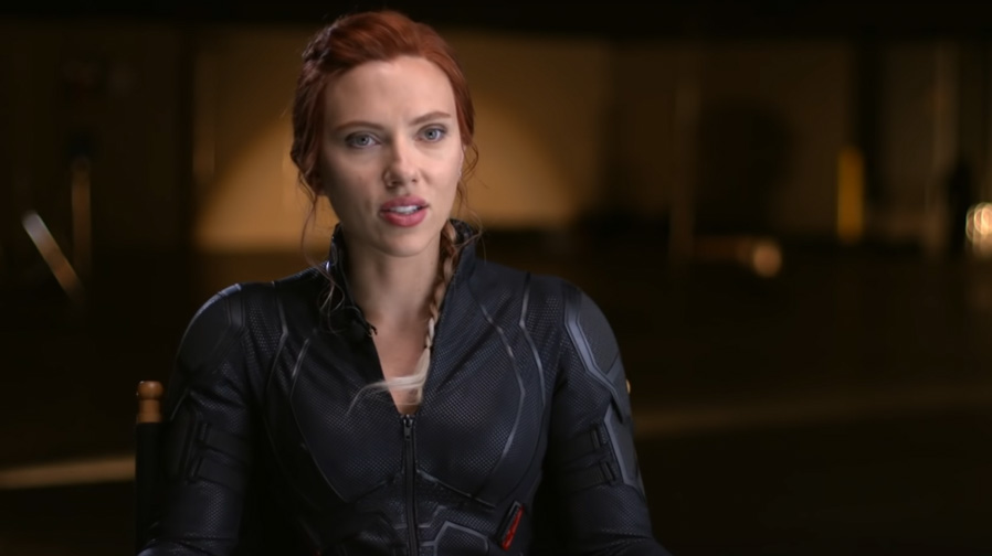 Marvel sheds light on 'Black Widow' in new legacy featurette