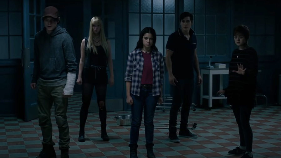 The all-new trailer for 'The New Mutants' has arrived