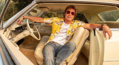 Once Hollywood Brad Pitt SpicyPulp