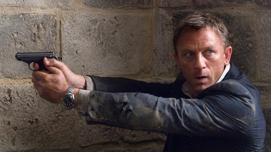 The Bond Countdown – 'Quantum of Solace'