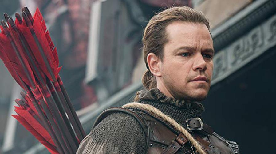 Matt Damon talks 'The Last Duel'