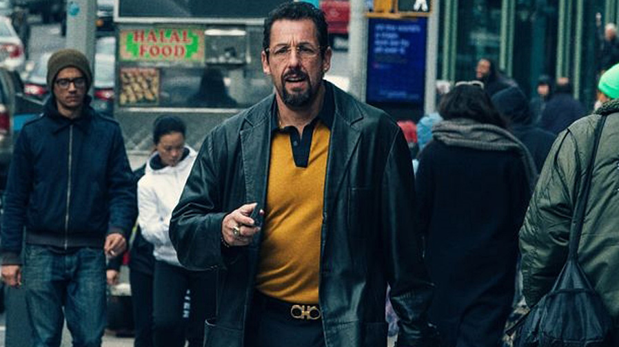 Adam Sandler goes loco in 'Uncut Gems'